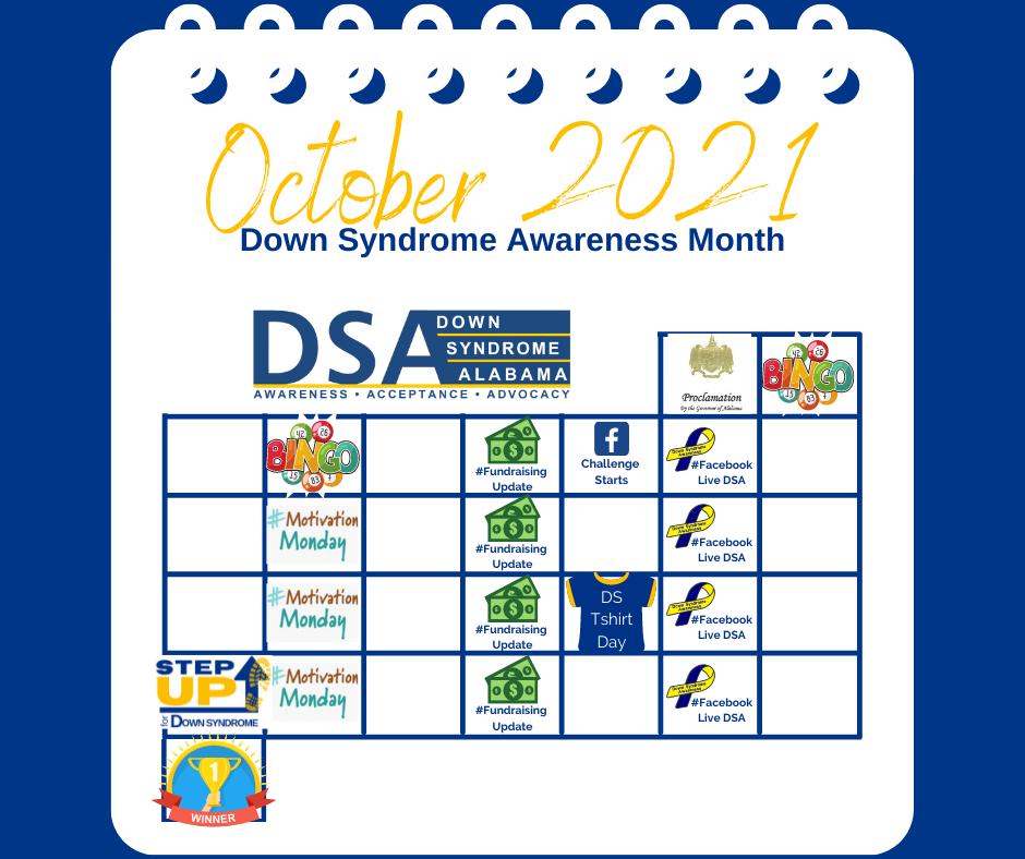 Copy of Step Up DS Calendar